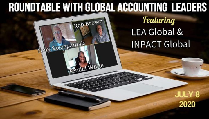 Roundtable with Global Accounting Leaders