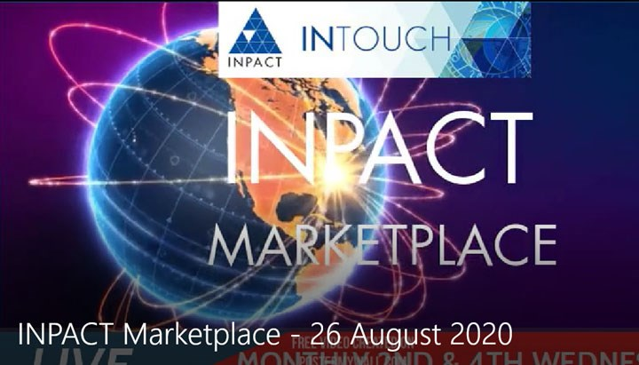 INPACT Marketplace - 26 August
