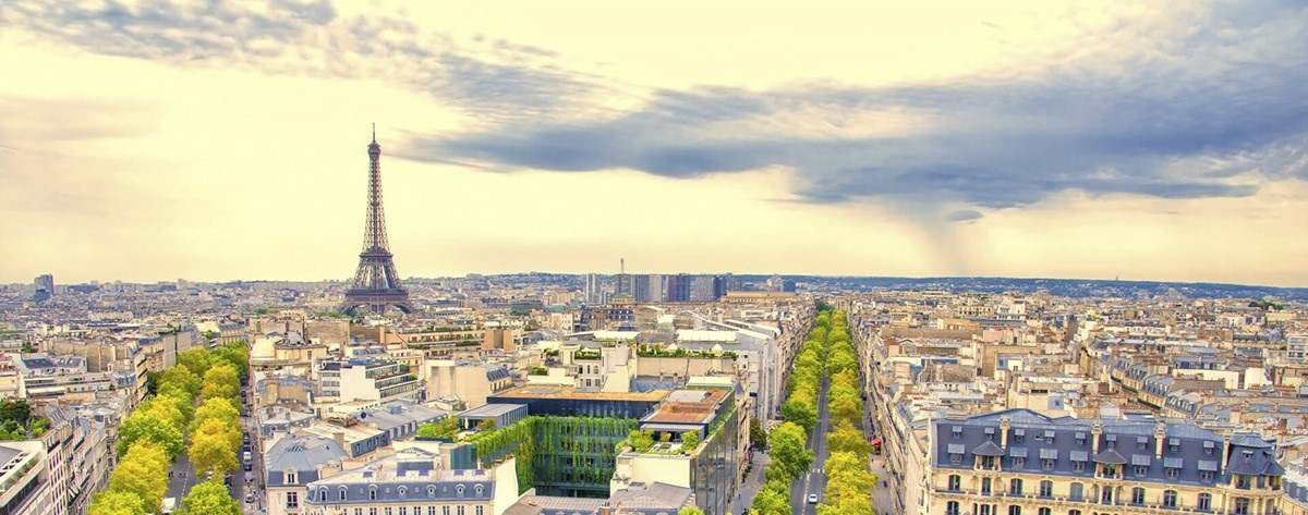 Aerial View Of Paris 000045865482 Full