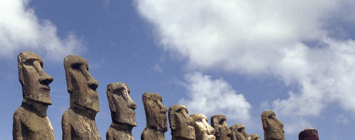 Moai On Easter Island 000003410170 Large