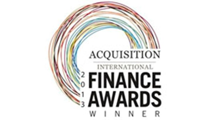 CEAUSESCU&PARTNERS SRL, accounting firm in Romania, awarded in Acquisition International 2013 Finance Awards