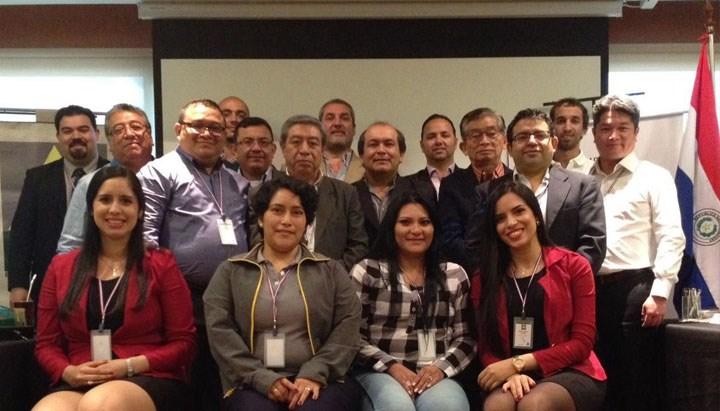 INPACT's Central & South America member meeting another great success