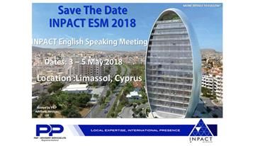 English Speaking Members Meeting 2018